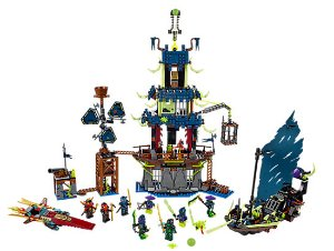 LEGO Ninjago City of Stiix 70732