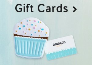 $41.37 (reg.$50)Gift Cards @ Amazon.com