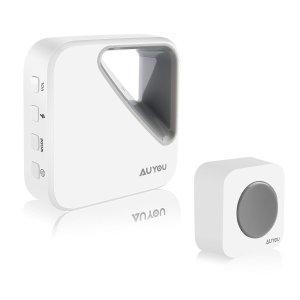 AuYou Wireless Doorbells Kit