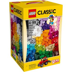 2016 Black Friday!$30 LEGO or Duplo Large Creative Box