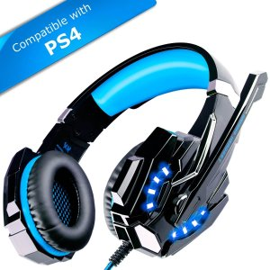 ECOOPRO Stereo Gaming Headset with Microphone