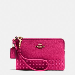 Up to 50% Off Select Wallet order on $125 @ Coach