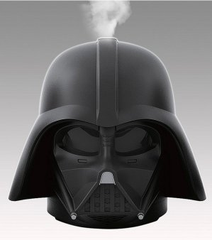 Star Wars™ Darth Vader Ultrasonic Cool Mist Humidifier @ Bon-Ton