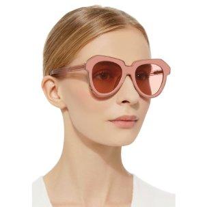 Karen Walker One Astronaut Sunglasses @ Moda Operandi