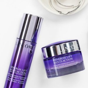 15% Off Any 3 or More Products Renergie Collection @ Lancome