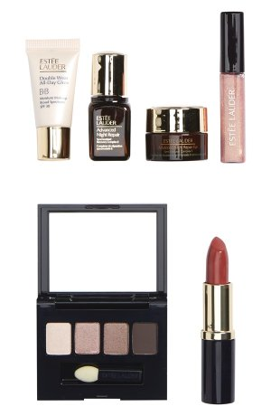 Free 6-pc Gift Setwith Any $35 Estee Lauder Purchase @ Nordstrom Dealmoon Doubles Day Exclusive!