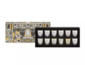 $190 Diptyque 12 Mini Candles
