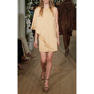 Kayla Asymmetrical Dress by Ralph Lauren