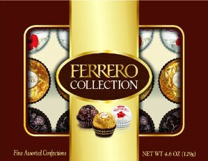 Ferrero Collection, 12 Count, 4.6 Ounce