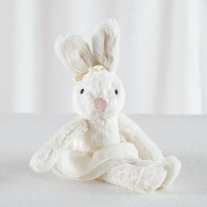 Jellycat Tutu Lulu Cream Bunny by The Land of Nod | Spring - Free Shipping. On Everything