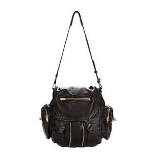 ALEXANDER WANG Mini Marti Rose Gold Backpack