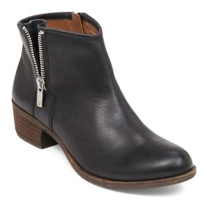 Womens Lucky Brand Boom Bootie - FREE Shipping & Exchanges