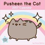 Pusheen the Cat 2017 Wall Calendar