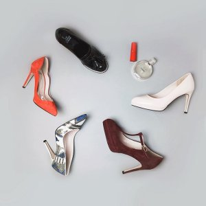 For Speical Days – PUMPS