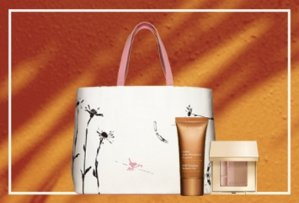 Free 3-pc Gift Set with Any $75 Order @ Clarins