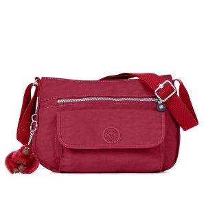 Syro Crossbody Bag - Scarlet