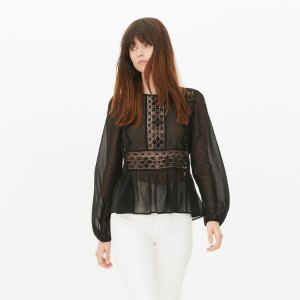 Namaste Top - Tops & Shirts - Sandro-paris.com