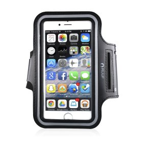 RUUF Water Resistant Sports Armband with Key Holder