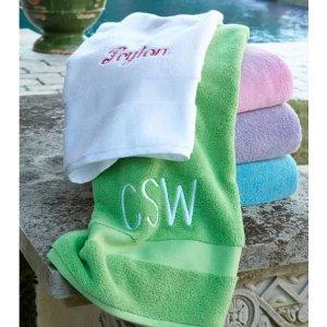 Ralph Lauren Home Wescott Towels