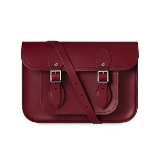 The 11 inch Satchel with Magnetic Closure