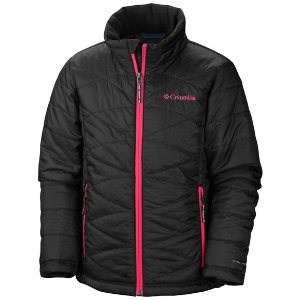 Columbia Mighty Lite Jacket - Girl's | Campmor