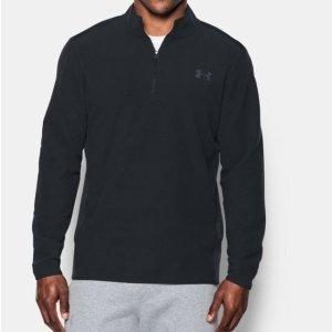 Men's UA ColdGear® Infrared Fleece ¼ Zip | Under Armour US