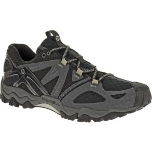 Men - Grassbow Air - Black/Silver | Merrell