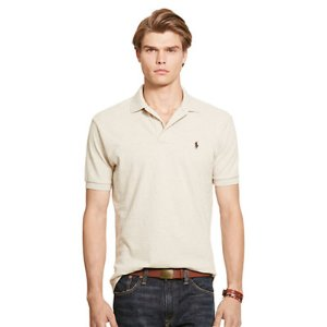 Classic-Fit Mesh Polo Shirt - Classic Fit � Polo Shirts - RalphLauren.com