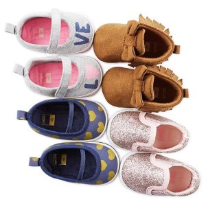 50% Off All Shoes @ Carter's