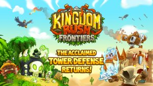 $0.99 Kingdom Rush Frontiers