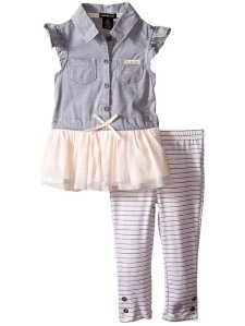 Up to 80% Off Girls' Clothing Sets @ Amazon
