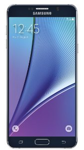 $1.00 Samsung- Galaxy Note5 4G LTE with 64GB Memory Cell Phone