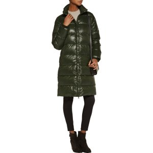 Deneb quilted shell down coat | Duvetica | US | THE OUTNET
