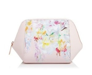 $34.13 Ted Baker Hanging Gardens Extra Large Cosmetic Case @ Bloomingdales