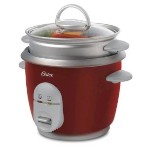 Oster® 6-Cup Rice Cooker and Steamer | Bon-Ton