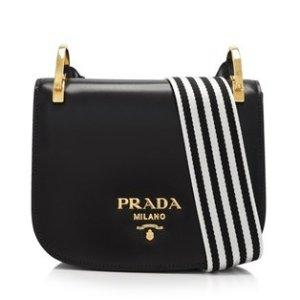 Prada Vitello Flap Bag