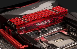 Crucial Ballistix Sport LT 32GB (2 x 16GB) DDR4 2400 Desktop Memory