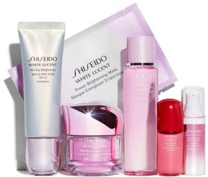 $149($245 Value) Shiseido White Lucent MultiBright Night & Day Set @ Nordstrom