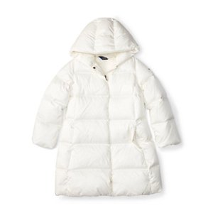 Channel-Quilted Down Coat - Outerwear � Outerwear & Jackets - RalphLauren.com