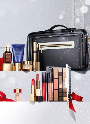Only $62 (Value Over $385) 29pcs Beauty Essentials With Any Purchase @ Estee Lauder
