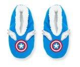 Ladies Marvel Captain America Home Socks - Walmart.com