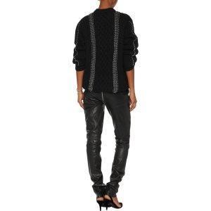 Leather skinny pants | Alexander Wang