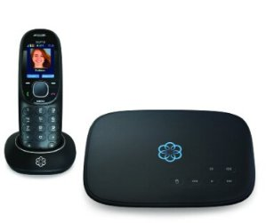 $99.99 Ooma Telo Free Home Phone Service with HD2 Handset