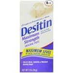 Desitin Diaper Rash Paste Maximum Strength, 2-Ounce (Pack of 6)