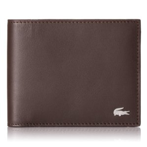 Lacoste Men's FG Large Billfold Wallet