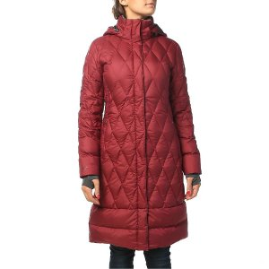 Moosejaw Women's Woodward Longer Down Jacket - at Moosejaw.com