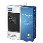 WD My Passport Ultra 1TB External USB 3.0/2.0 Portable Hard Drive