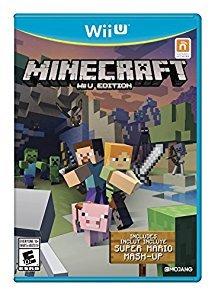 Minecraft Wii U Standard Edition