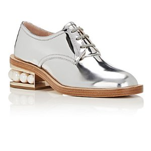 Nicholas Kirkwood Casati Specchio Leather Oxfords | Barneys New York