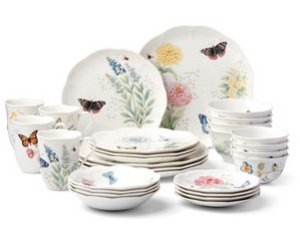 Lenox Butterfly Meadow® 28-piece Dinnerware Set